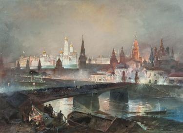 Выставка «Шедевры русской графики из собрания Исторического музея»