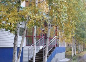 Городская библиотека № 4 г. Сургут