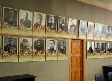 Фотовыставка «Их именами названы улицы Воронежа»