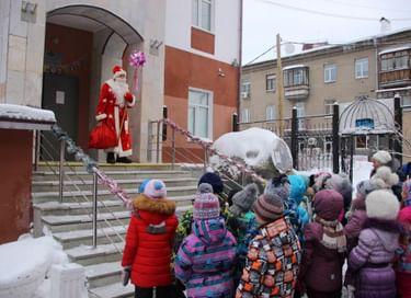 Новогодняя программа «Спасти Деда Мороза! Никто, кроме нас!»