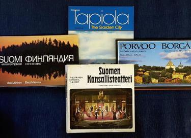 Выставка «Родом из Финляндии»
