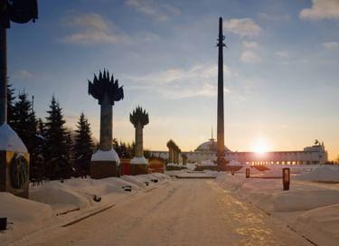 Главный новогодний квест «Ёлка Победы»