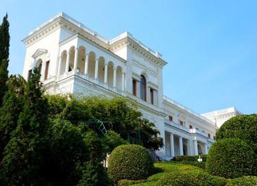 Выставка «Ливадия – одна из любимых резиденций последнего русского царя»