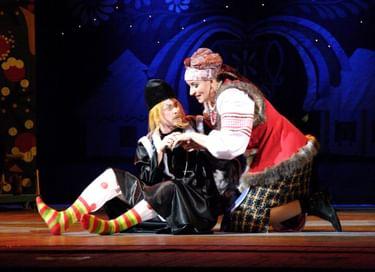 Фолк-опера «Ночь перед Рождеством»