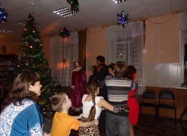 Праздник «Новогодний хоровод»