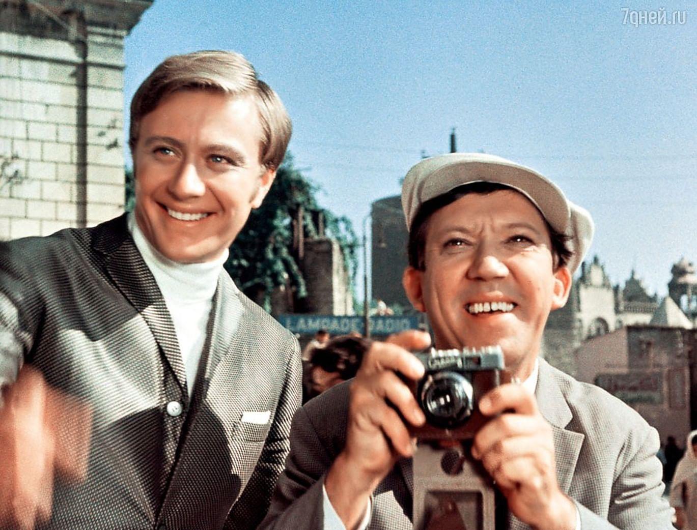 Советское кино с тифлокомментариями