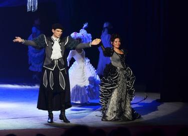 Спектакль «Бомарше и компания. Покоренные любовью, или Виват, Франция!»