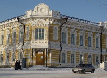 Неделя краеведения в Устюженской библиотеке