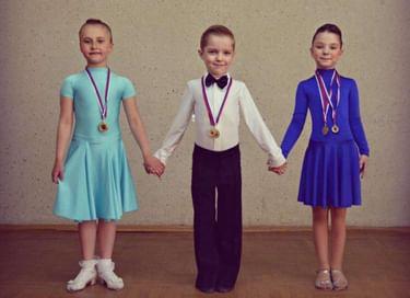 Турнир по спортивным бальным танцам «Звездочки Белогорья»