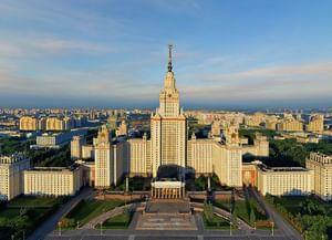 5 зданий в стиле сталинской неоклассики