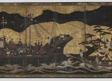Выставка «Владыки океана. Сокровища Португальской империи XVI–XVIII веков»