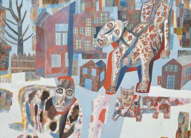 Выставка «Павел Филонов»