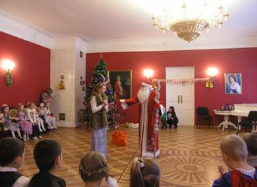 Новогодние и рождественские программы