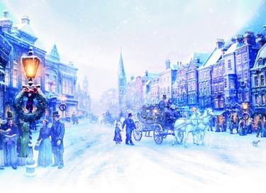 Спектакль «Рождественские истории»