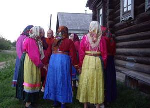 Хороводная традиция русских старожилов Удмуртской Республики