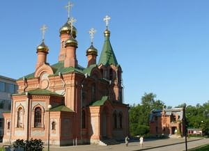Храм Иннокентия, епископа Иркутского, в Хабаровске