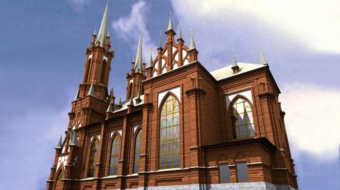 Костел Пресвятой Богородицы во Владивостоке