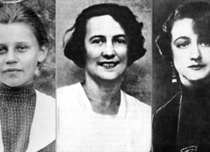 Булгаков: три жены, три вдохновения