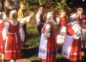 Вокально-инструментальная частушечная традиция в Красногорском районе Брянской области
