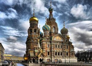Собор Воскресения Христова («Спас-на-крови») в Санкт-Петербурге