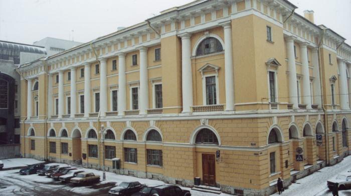 Санкт-Петербургский государственный музей театрального и музыкального искусства