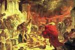 «Под воспаленным прахом». Археология масонского взгляда: «Последний день Помпеи» Карла Брюллова