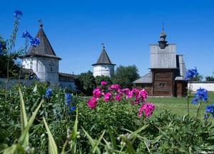 Храм Георгия Победоносца из села Егорье во Владимирской области