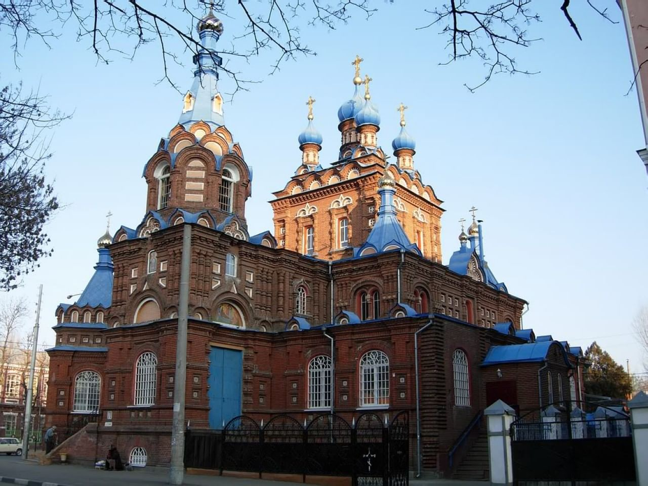 Церковь святого георгия в краснодаре