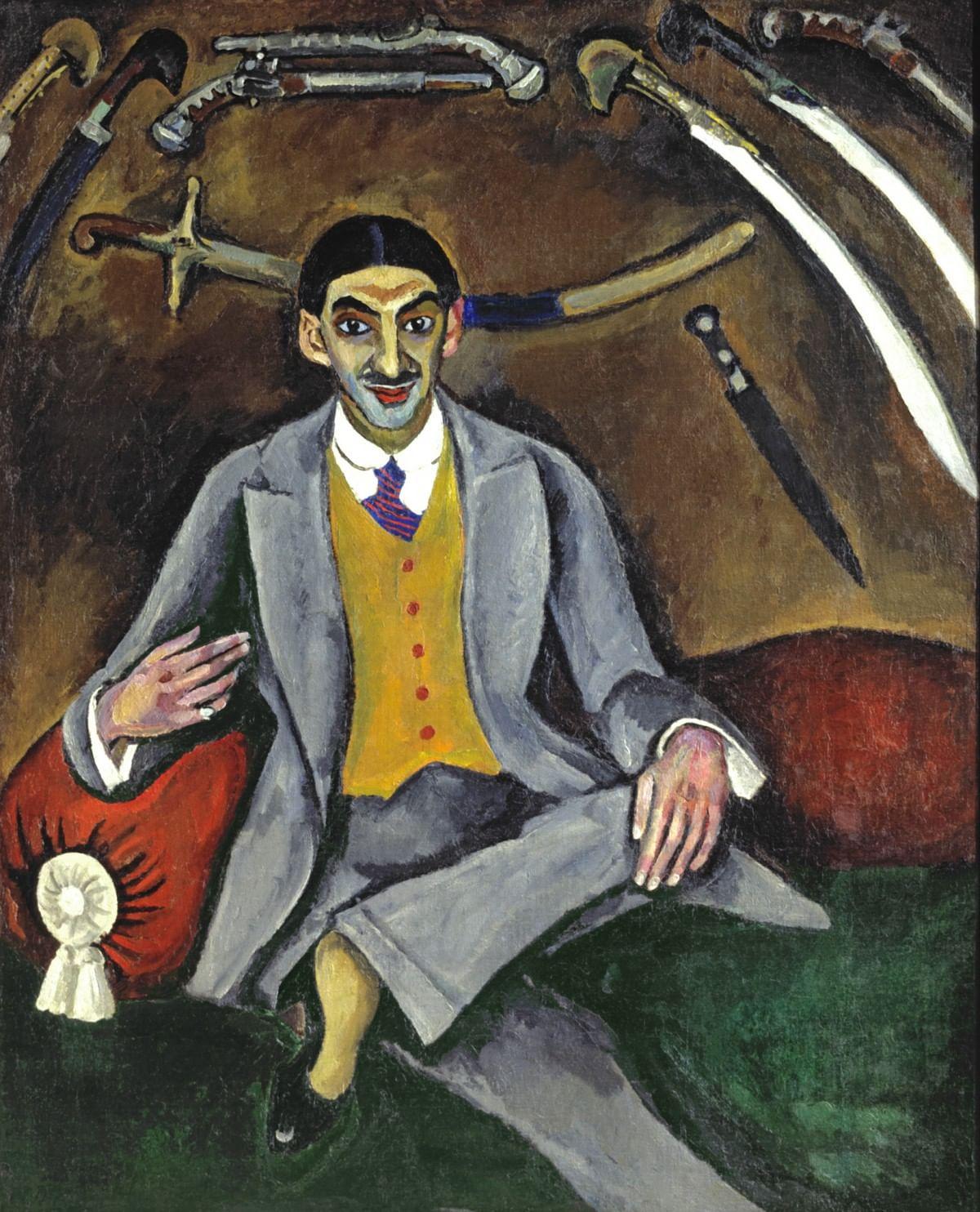 Георгий Якулов