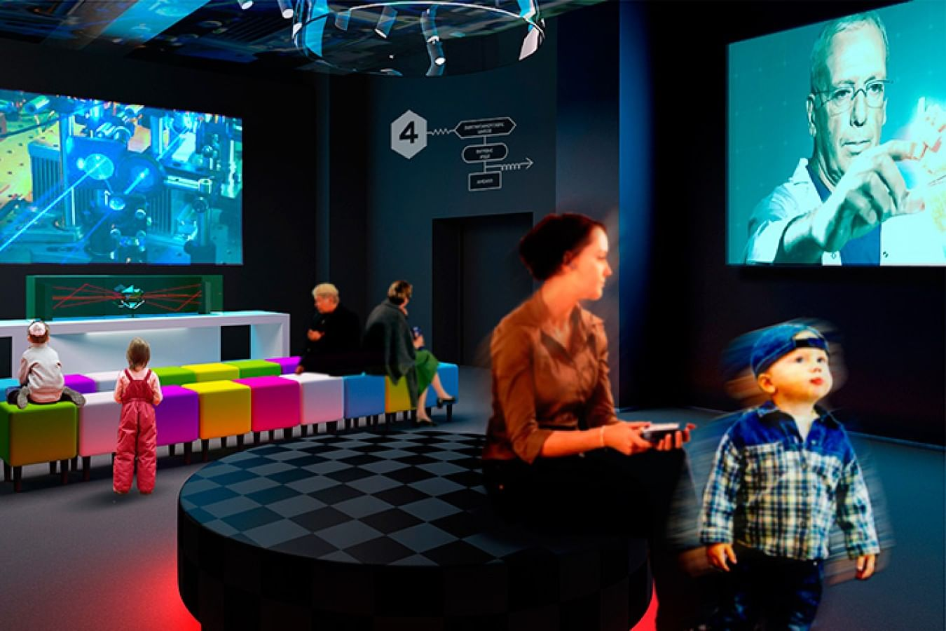 Проект выставки «Россия делает сама» (Политехнический музей, 2014)