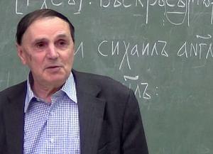 Андрей Зализняк. Плывущий против течения