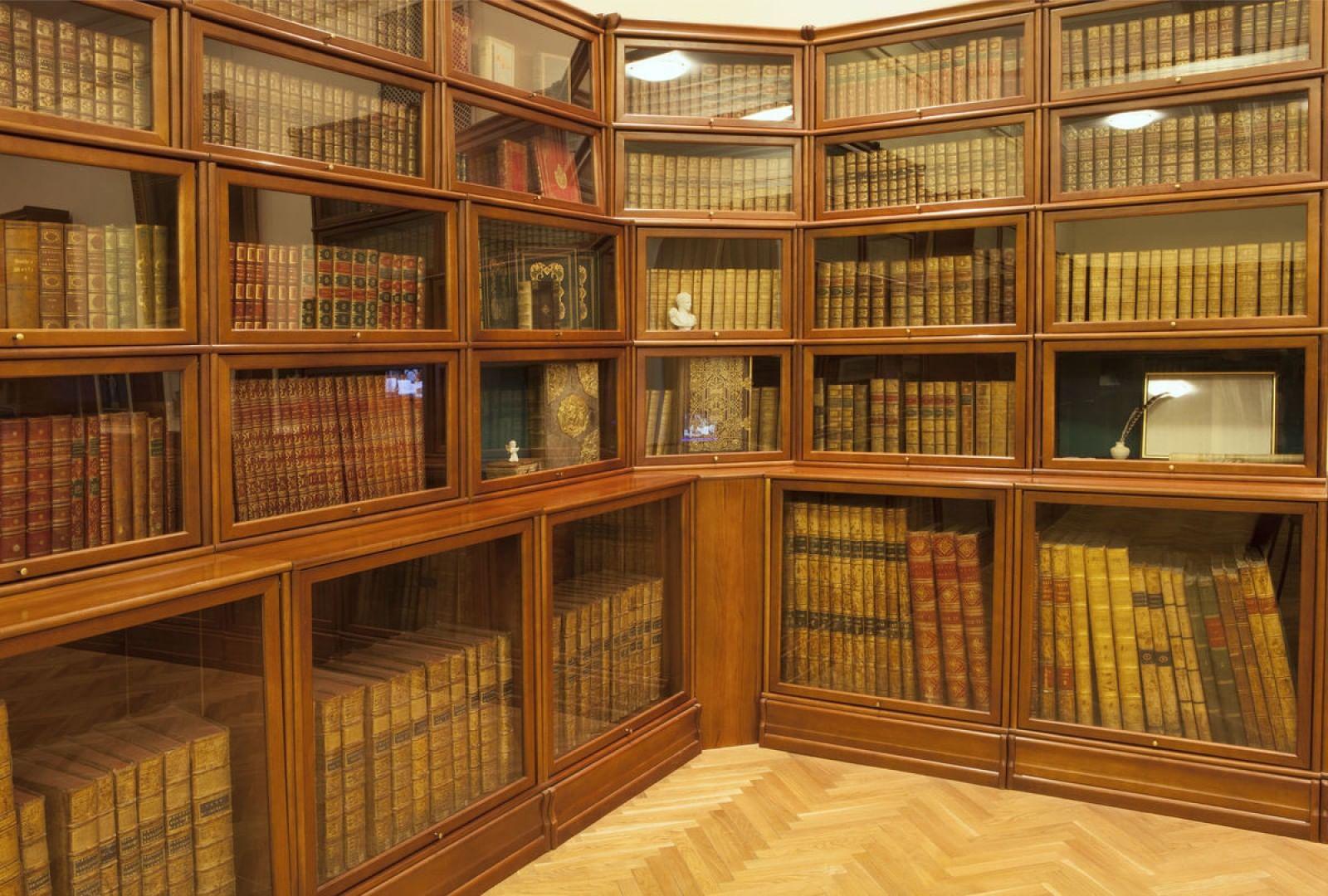 Научные библиотеки картинки