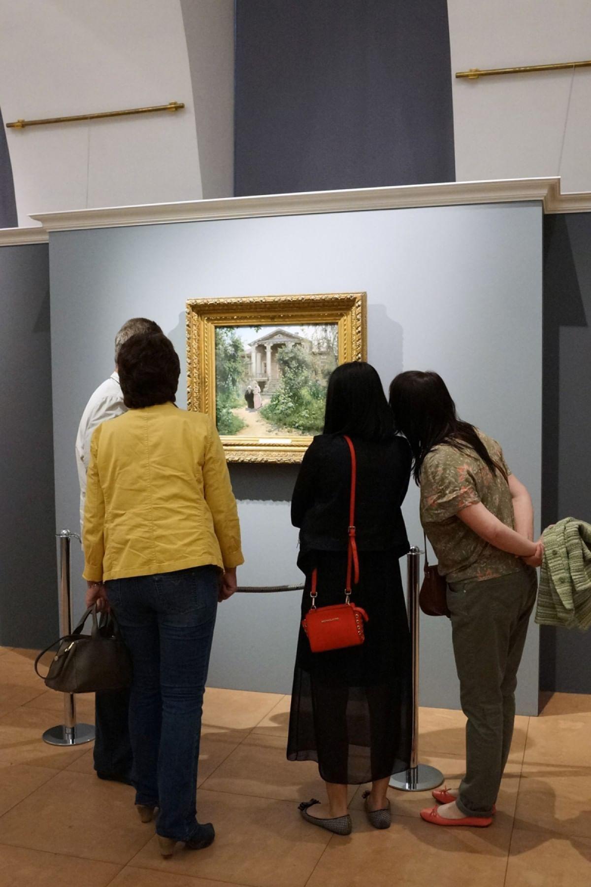 Выставка «Палладио в России. От барокко до модернизма».