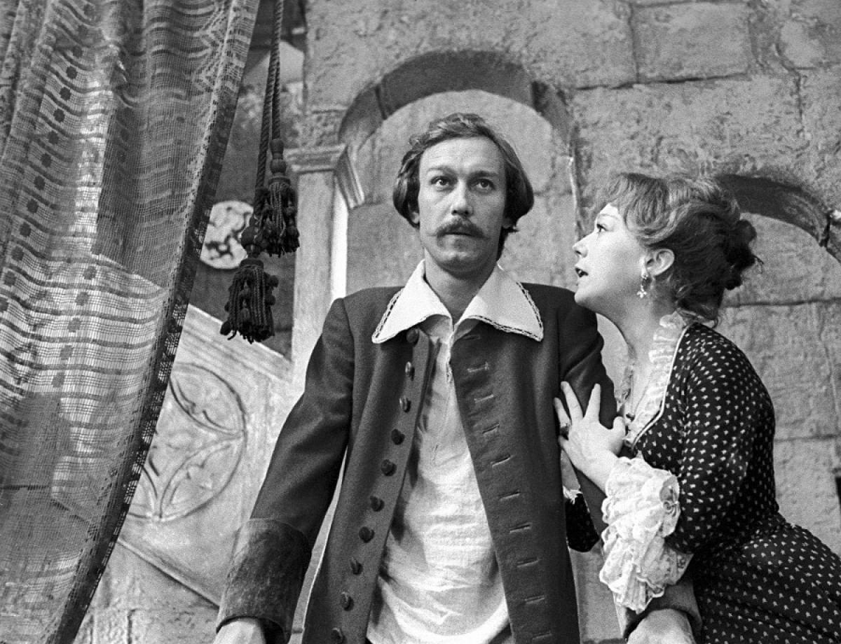 Кадры из фильма «Тот самый Мюнхгаузен» (1979)