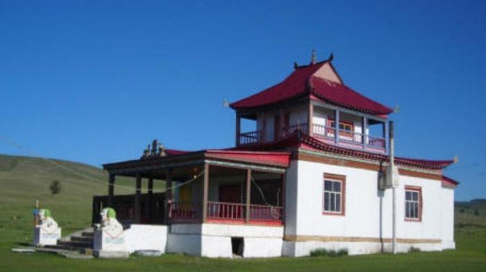 Сартуул-Булагский дацан в Республике Бурятия