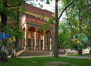 Дацан Гунзэчойнэй в Санкт-Петербурге