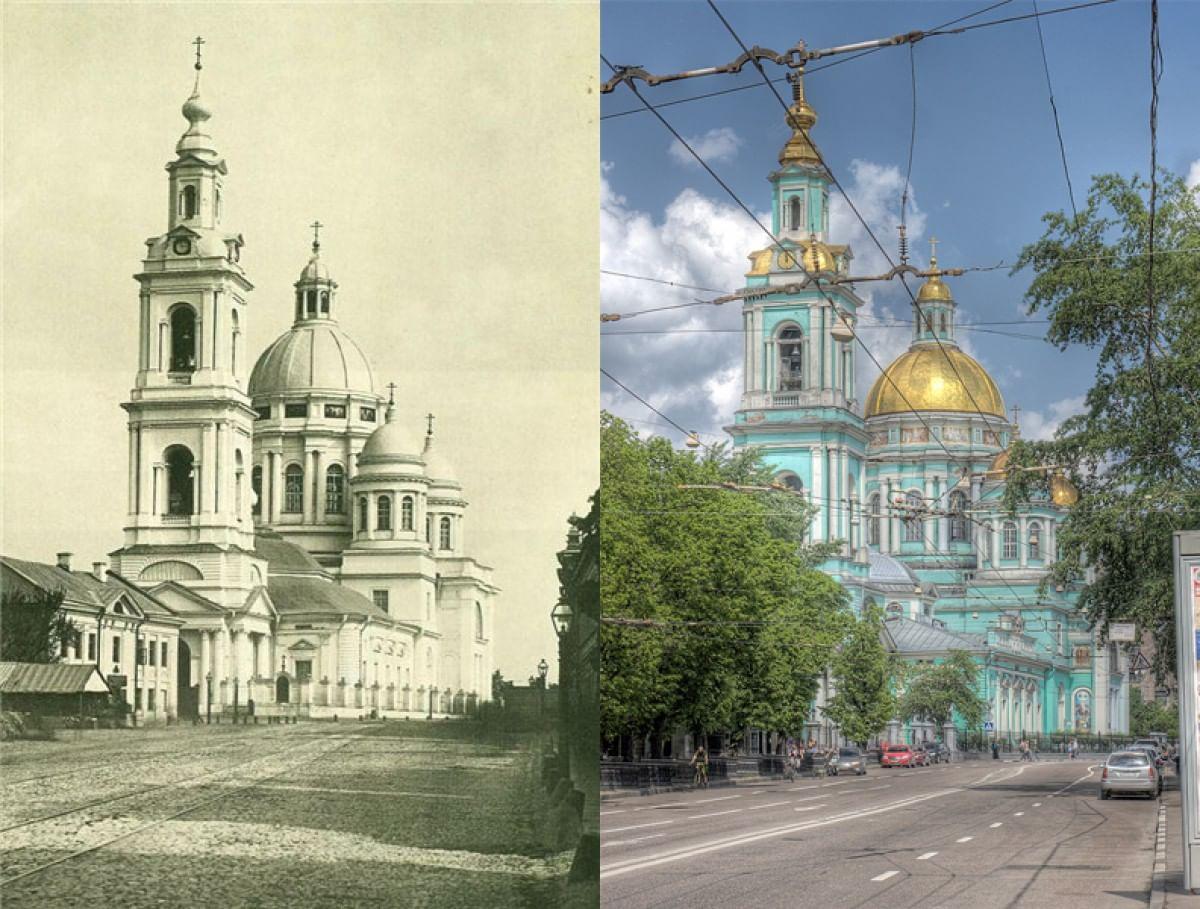 Елоховский москва картинки
