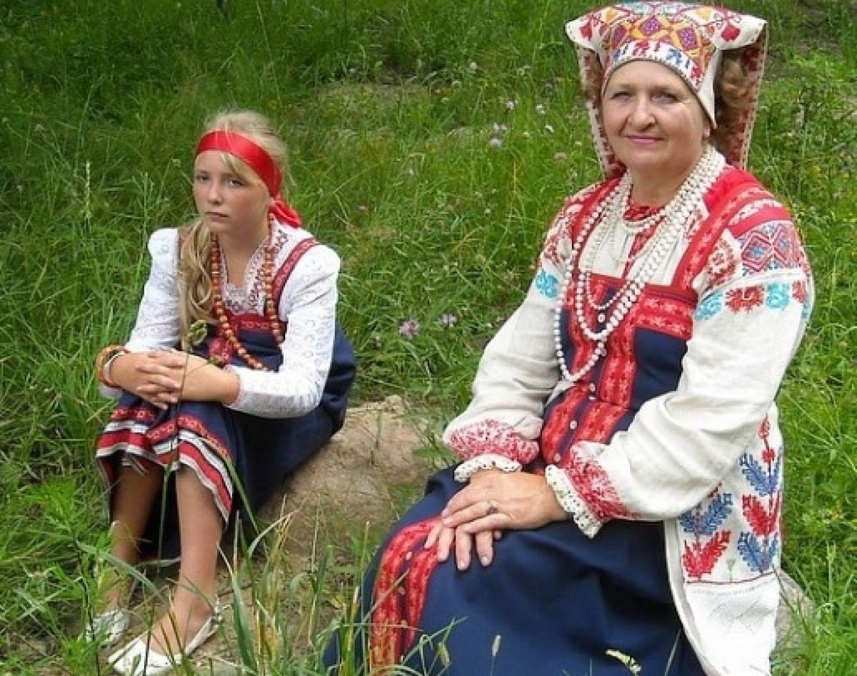 Заповедные народы России. Ижора_2