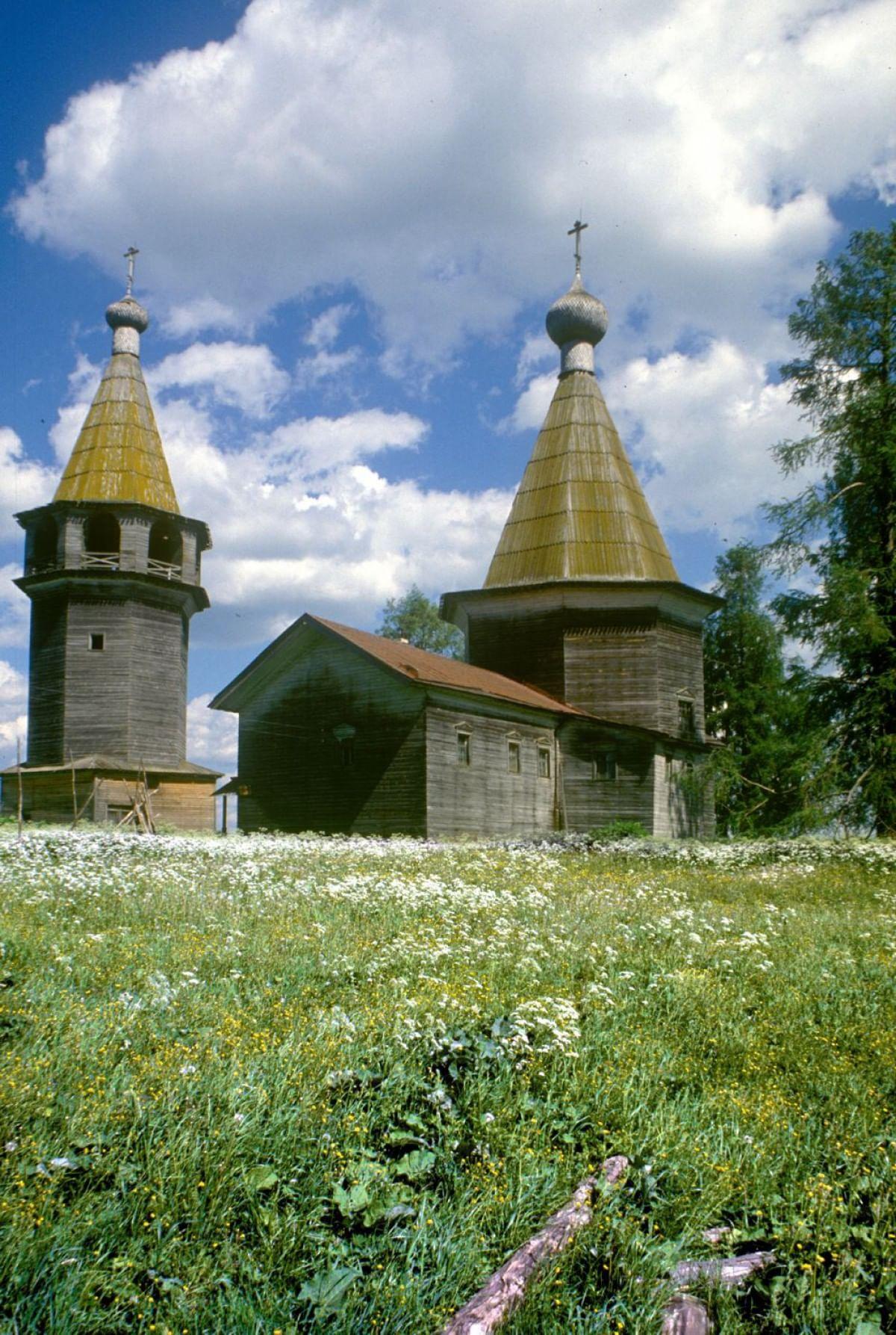 Ошевенск, Брумфилд 3