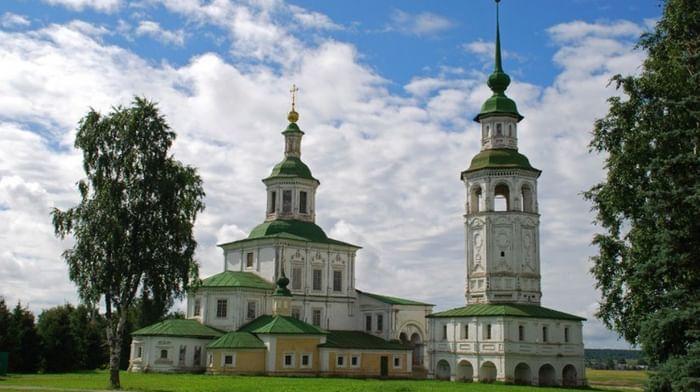 Храм Николая Чудотворца в Великом Устюге