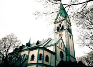 Кирха памяти королевы Луизы в Калининграде