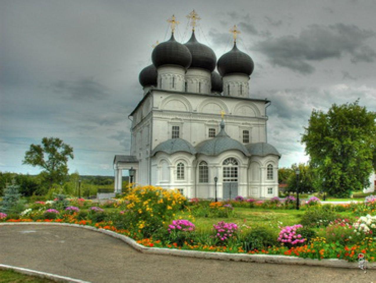трифонов монастырь картинка гостевом доме анжелика