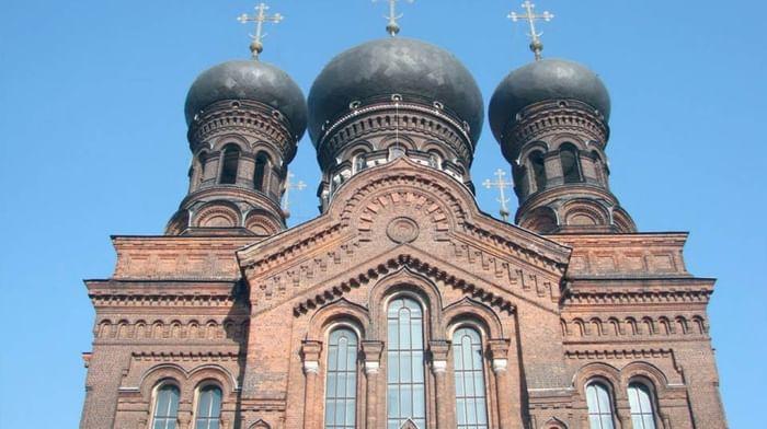 Церковь Введения Пресвятой Богородицы во Храм в Ивановском Введенском монастыре