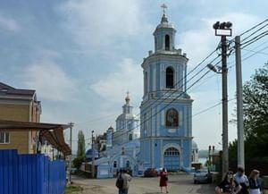 Храм Николая Чудотворца в Воронеже