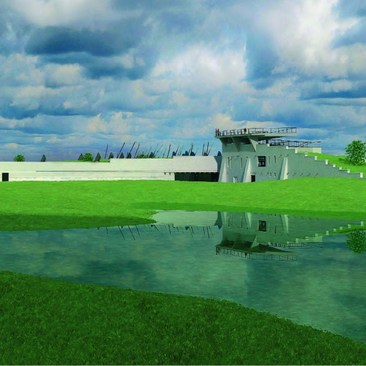 Проект музейного комплекса «Поле Куликовской битвы»