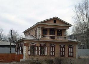Музей литературы Бурятии имени Хоца Намсараева