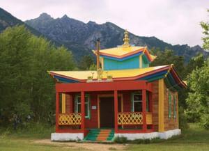Баргузинский дацан в Республике Бурятии