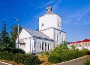 Собор Рождества Христова в городе Сызрань Самарской обл.