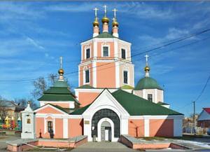 Храм Иконы Божией Матери Казанская в Гагарине