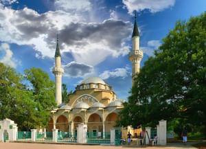 Мечеть Джума-Джами в Евпатории, Республика Крым